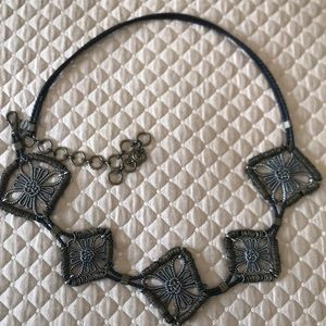 Ladies unique handmade adjustable belt.